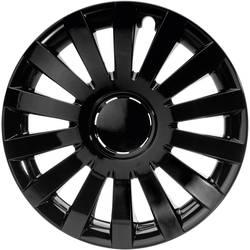 Ratkape, ukrasni poklopci kotača Design Wind R15 crne boje 4 komada