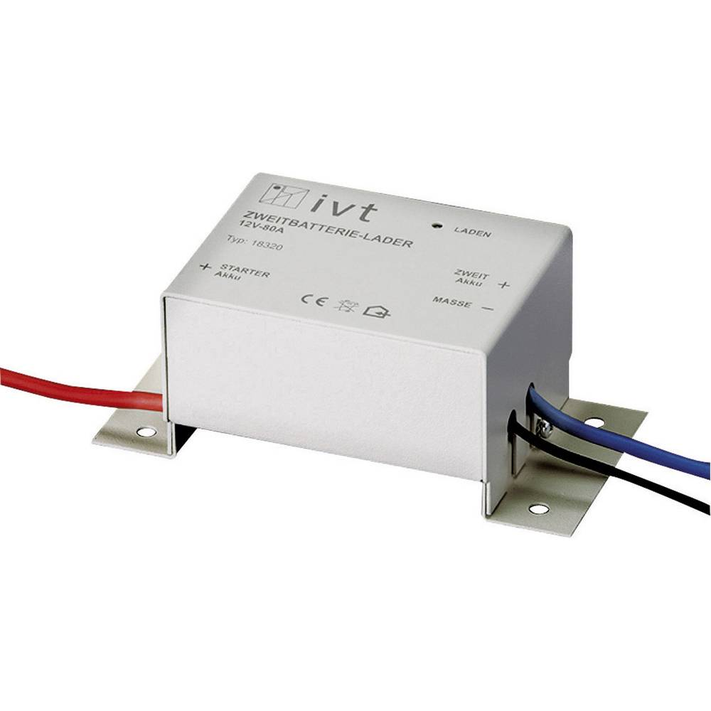 IVT Polnilnik za drugi akumulator 18320