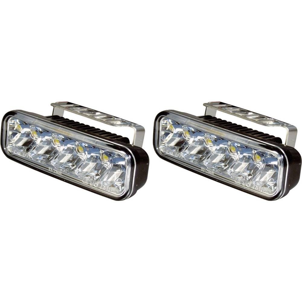 Devil Eyes LED luči za dnevno vožnjo, 5 LED (Š x V x G) 147 x 56 x 59 mm