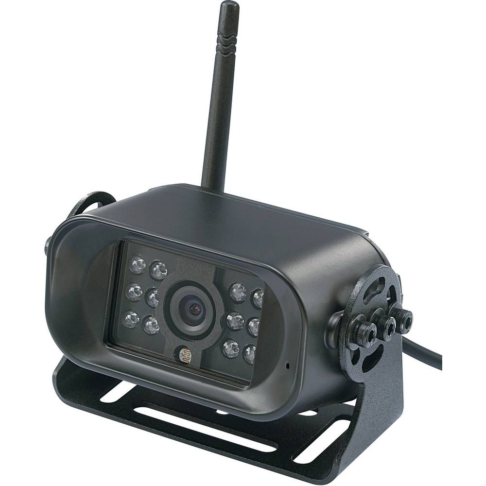 Dodatna bežična kamera u boji, kanal 4 GB9901 Conrad