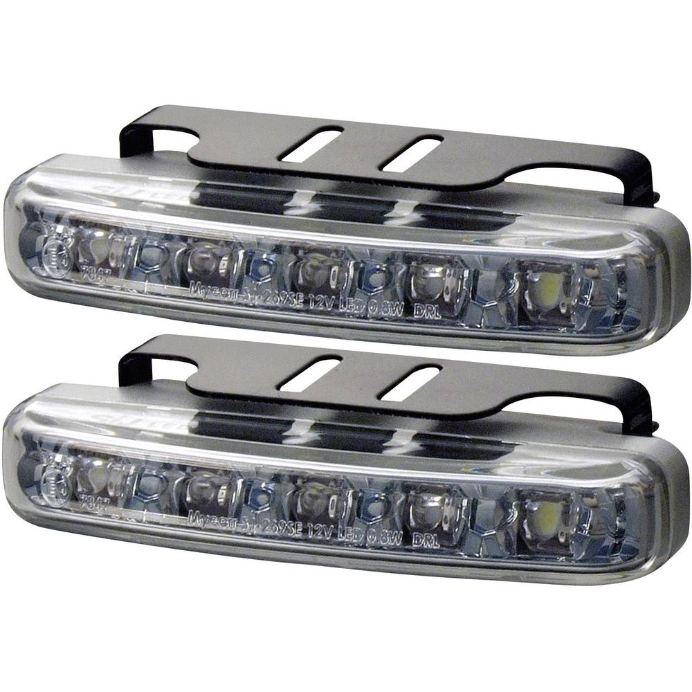 Positionslys LED (B x H x T) 104 x 25 x 40 mm Devil Eyes 610761