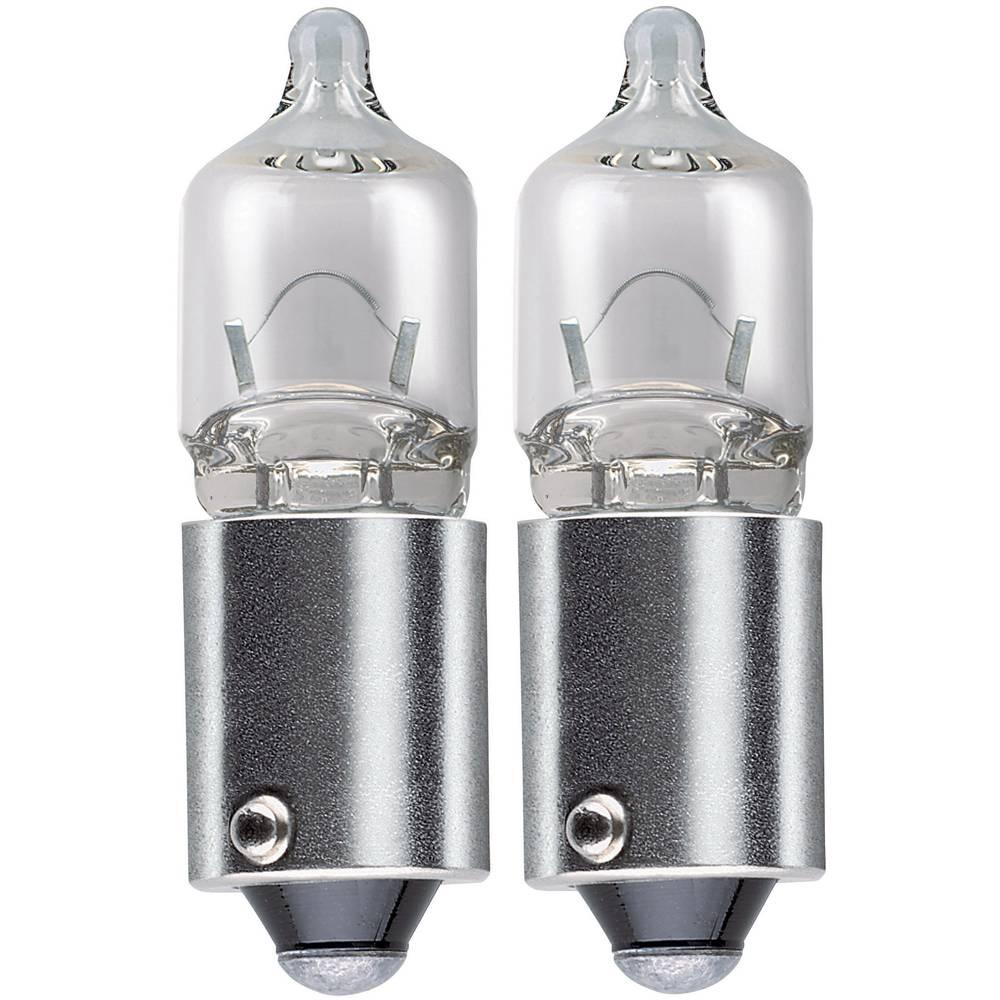 Avtomobilska okrogla žarnica Osram Ultra Life H6W 12 V 1 par, BAX 9s čista