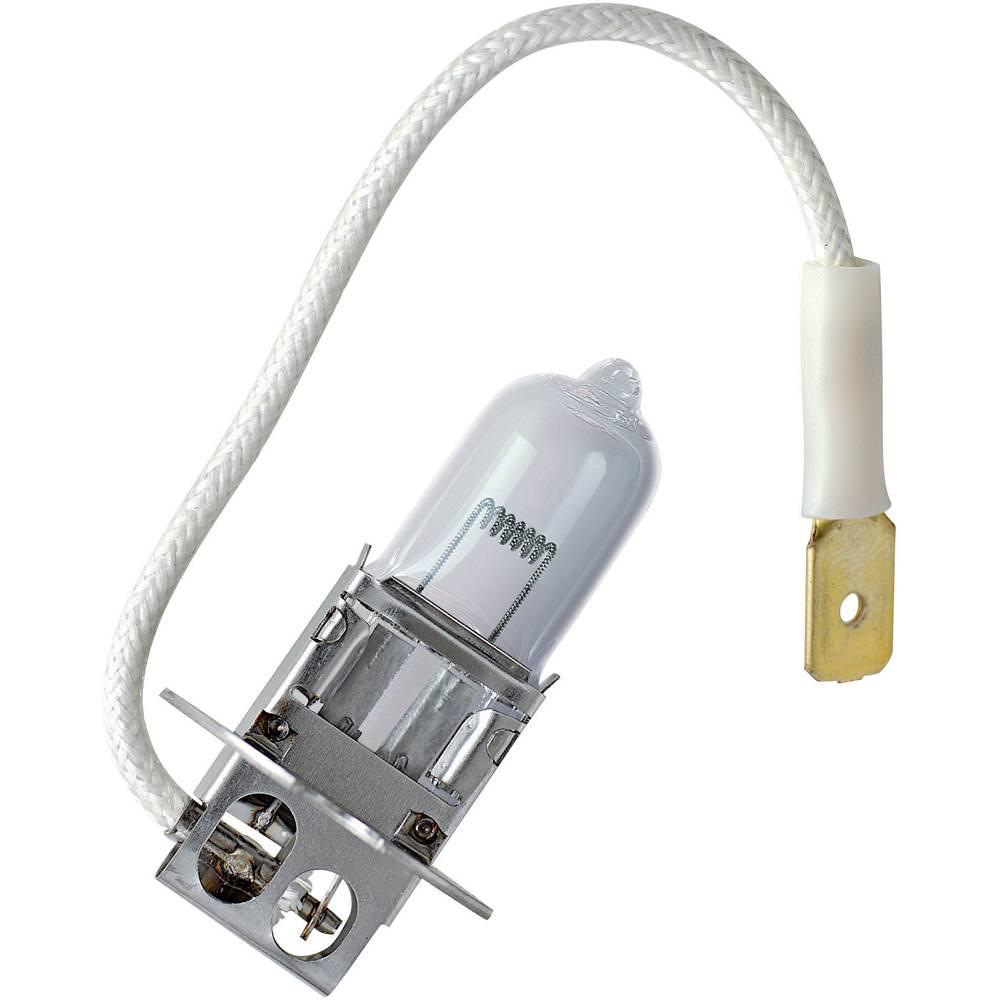 Avtomobilska standardna halogenska žarnica Osram H3 24 V 1 kos, PK22s čista