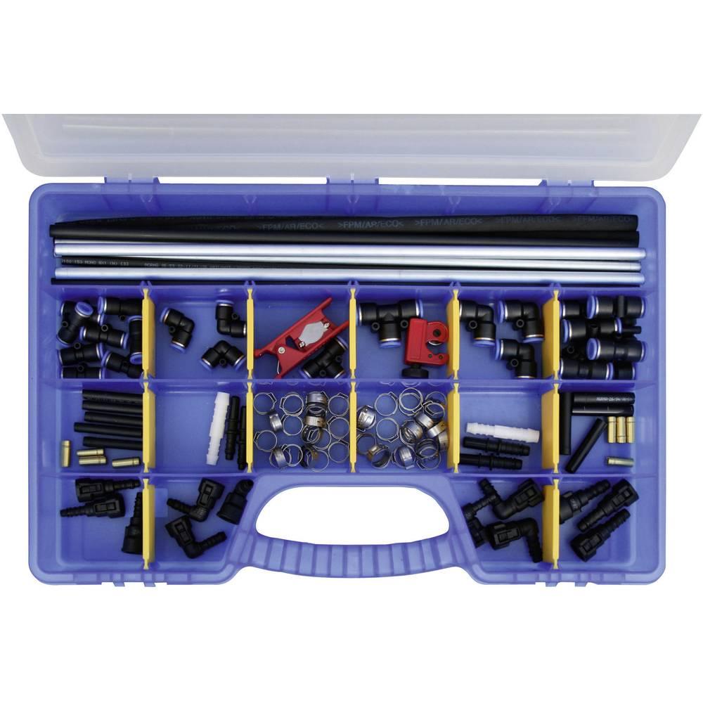 Komplet za popravilo gorivnega sistema Kunzer 7KLR117, 117-delni