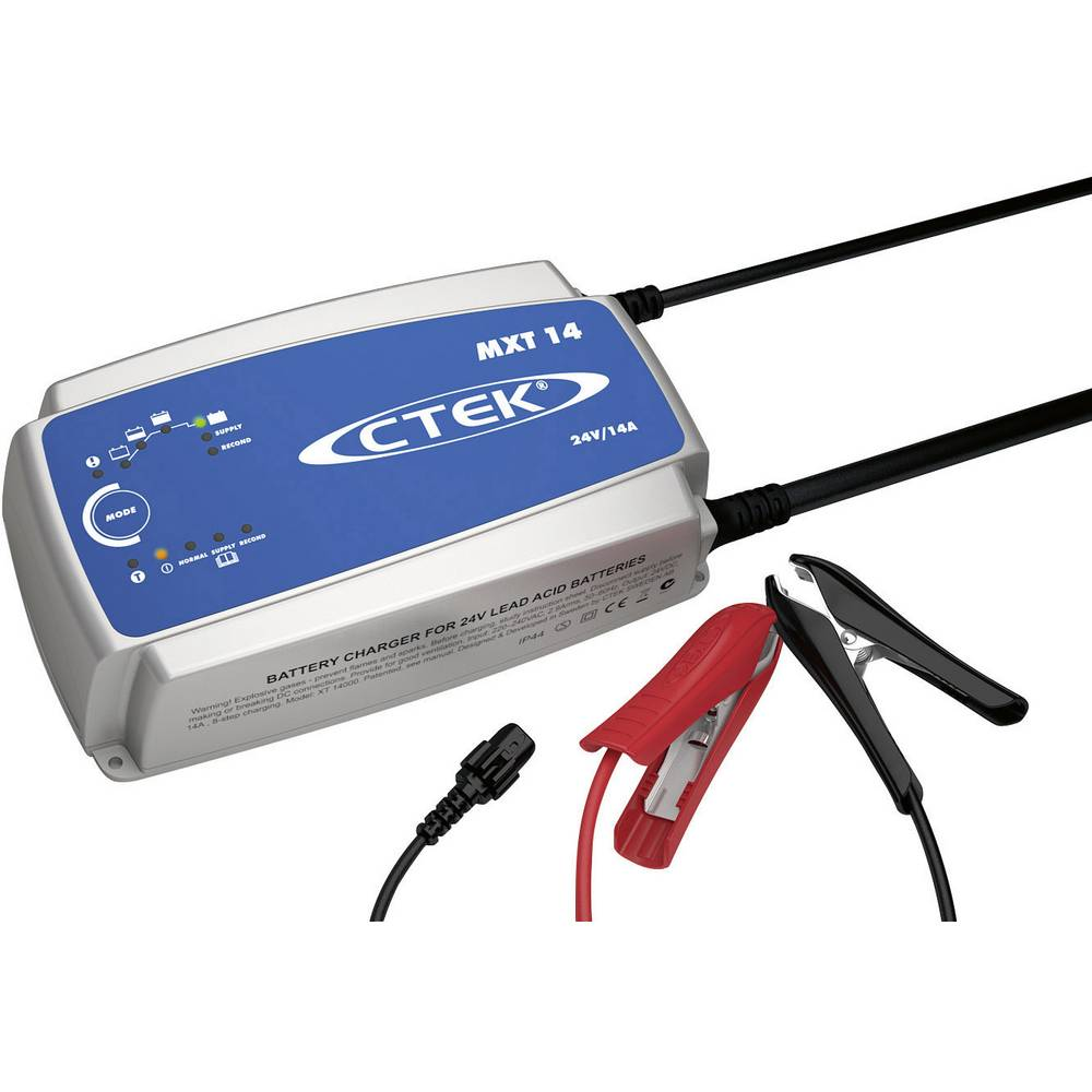 Samodejni polnilnik MXT 14 Multi XT 14000 CTEK