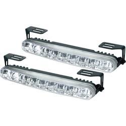 DINO LED luči za dnevno vožnjo, 18 LED (Š x V x G) 182 x 24 x 43 mm