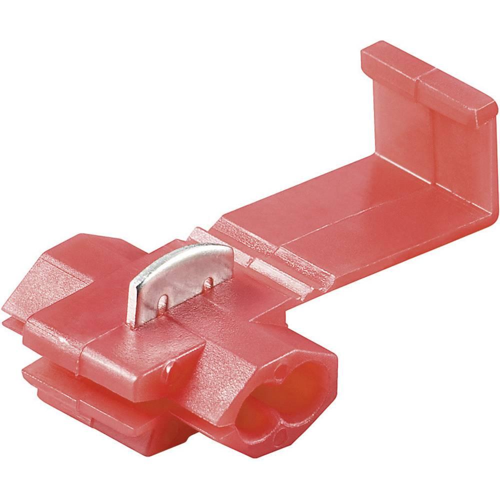 Avtomobilski hitri spojnik KV 6 0,5 do 1 mm2, št. polov=1