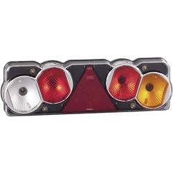 Večfunkcijska halogenska luč z zadnjo in zavorno lučjo, žarometom za vzvratno vožnjo in meglo, utripajočo lučjo in trikotnim ods