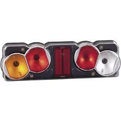 Večfunkcijska halogenska luč z zadnjo in zavorno lučjo, žarometom za vzvratno vožnjo in meglo, utripajočo lučjo in odsevnikom, r