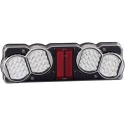 Večfunkcijska LED luč za vlečna vozila, z zadnjo in zavorno lučjo, žarometom za vzvratno vožnjo in meglo in utripajočo lučjo