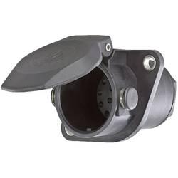 SecoRüt 40120 Utičnica za prikloicu [Uticnica 15-polna - Utikač 15-polni] ABS plastika