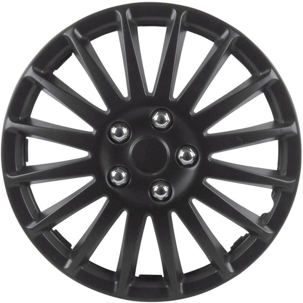 Ratkape, ukrasni poklopci kotača Suzuka R14 crne boje (mat) 4 komada
