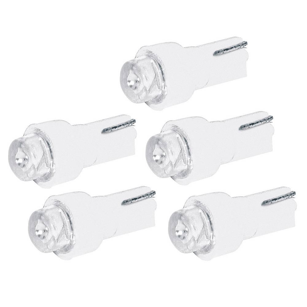 Eufab LED žarnica za osvetlitev avtomobilskih instrumentov T5, bela 13293