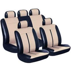 Komplet sedežnih prevlek iz umetnega usnja - Buffalo, 11 delni 28289 Eufab
