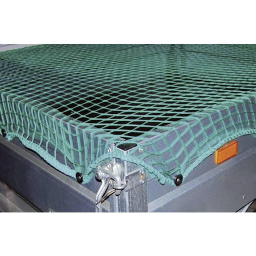 Mreža za priklopnik in prtljago (D x Š) 2.7 m x 1.5 m fiksna