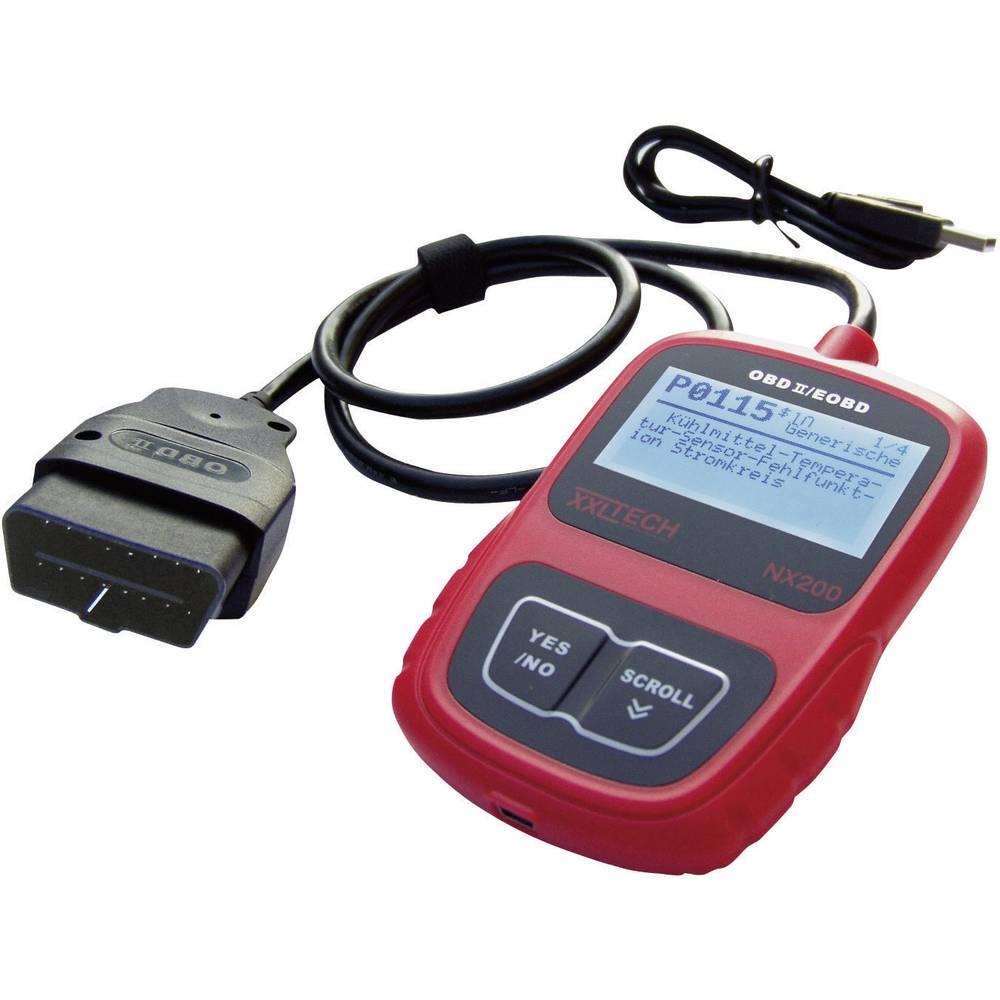 Dijagnostički uređaj za motorna vozila NX200 XXLTECH NX200 AutoDia