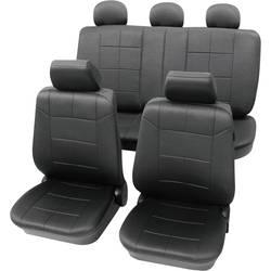 Navlaka za sjedala Petex Dakar, antracit, 17-dijelni komplet 22574901