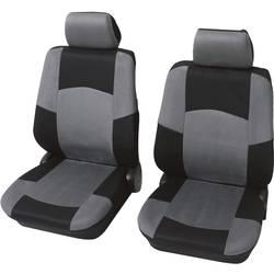 Navlaka za jedno sjedalo Petex Classic, crna/siva, 6-dijelni komplet 24271518