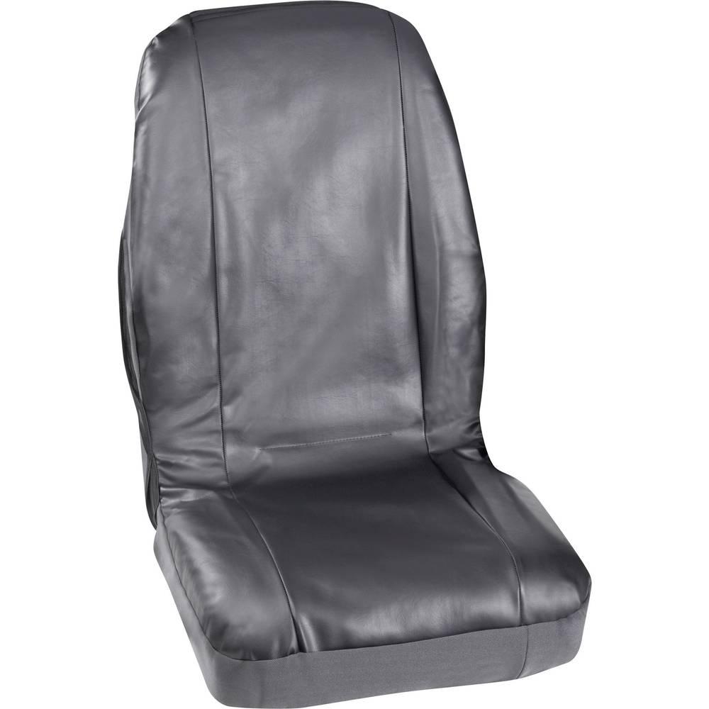 Sedežna prevleka Petex Profi 4, črna, enojni/enojni sedež, komplet 3007004