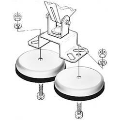 Magnetno držalo za delovni žaromet Hella 8HG 004 806-001