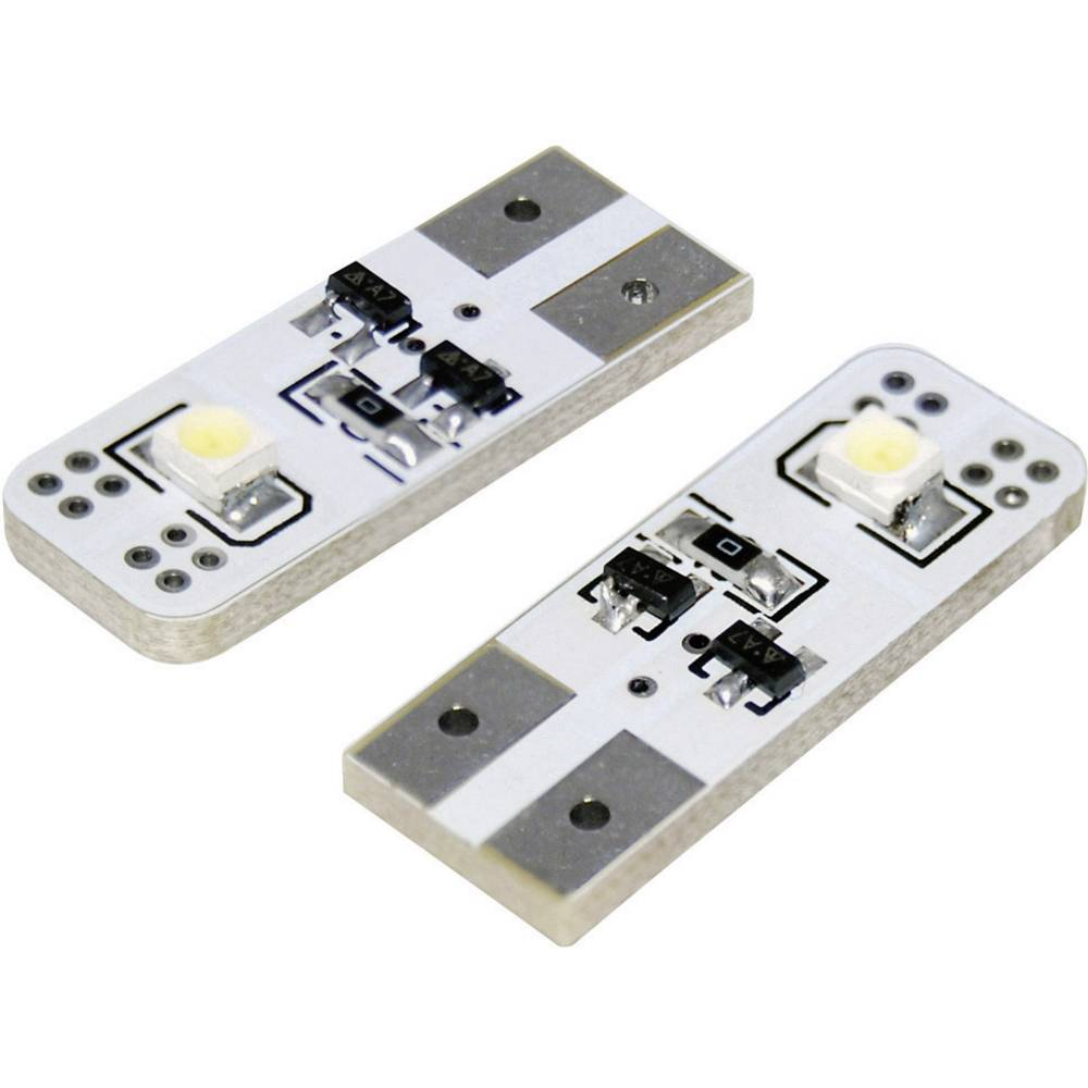 LED-Signalleuchte (value.1317401) Eufab W2,1x9,5d 12 V