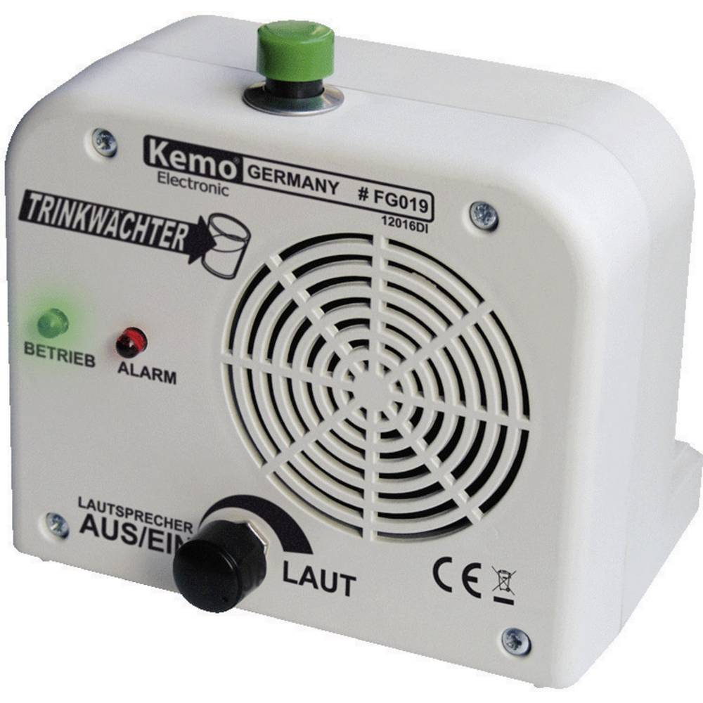 Nadzornik/opozorilnik za pitje Kemo FG019