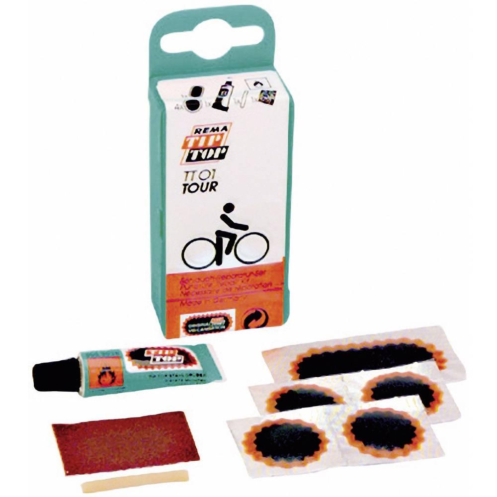 Tip-Top TT-01 Tour Material za krpanje pnevmatik kolesa 5 delni