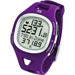 Ura za merjenje srčnega utripa s priloženim prsnim trakom Sigma PC 10.11, vijolična