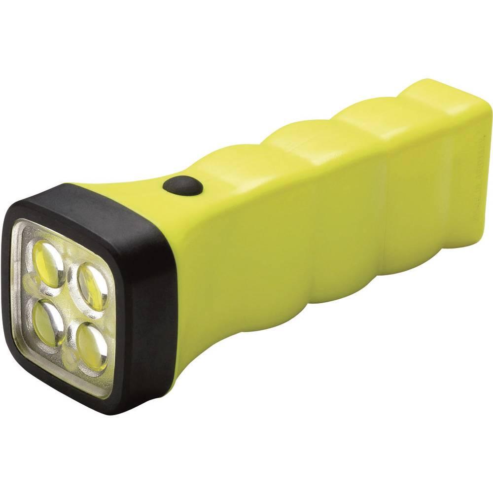 Akumulatorska žepna svetilka AccuLux, za eksplozijske cone:1, 2, 21, 22, LED Nichia, 5 mm 417222