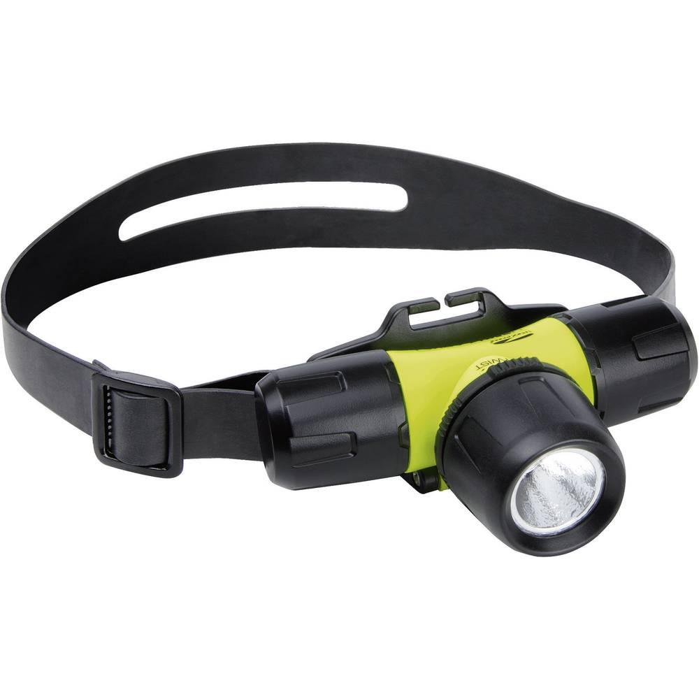 LED naglavna svjetiljka za ronjenje LiteXpressLiberty Aqua 1, žuta LXL10000W4