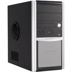 Joy-it 874049 Midi-Tower PC AMD FX FX-4300 4 GB 500 GB HDD utan OS AMD Radeon HD3000