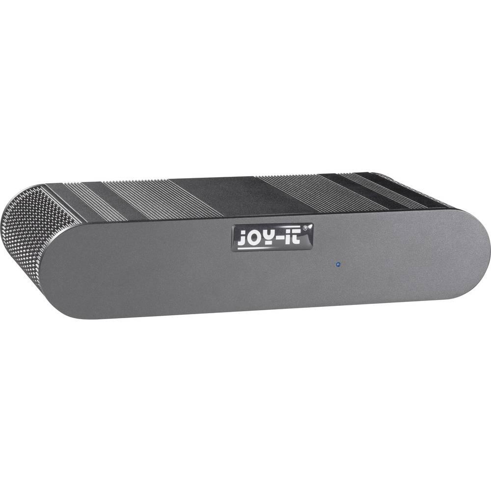Industrijski računalnik Joy-it IPC-INDUS-4-120 Intel® Atom™ D525 (2 x 1.8 GHz) 4 GB 120 GB brez operacijskega sistema