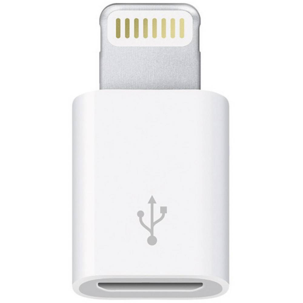 Adapter Apple iz Lightning na Micro USB, MD820ZM/A