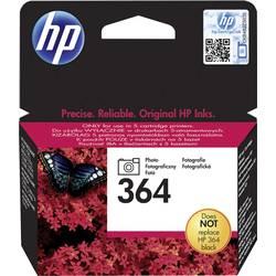 HP kartuša CB317EE (364) PHOTOčrna