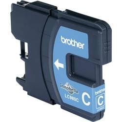 Originalna patrona za printer LC-980 Brother cijan