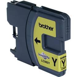 Originalna patrona za printer LC-980 Brother žuta