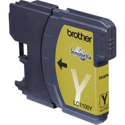 Originalna patrona za printer LC-1100 Brother žuta