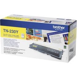 Originalni toner TN-230Y Brother žuta kapacitet stranica maks. 1400 stranica