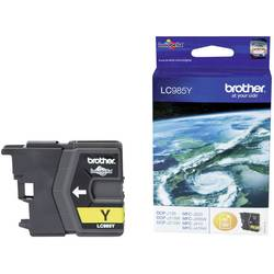 Originalna patrona za printer LC-985 Brother žuta