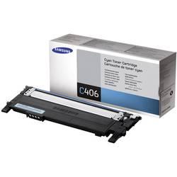 Original toner CLT-C406S Samsung cijan kapacitet stranica maks. 1000 stranica
