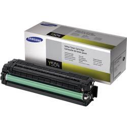 Original toner CLT-Y504S Samsung žuta kapacitet stranica maks. 1800 stranica