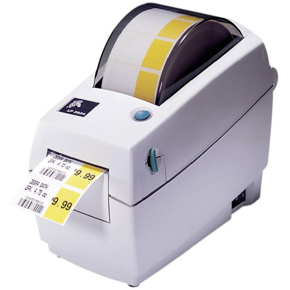 Tiskalnik nalepk Zebra TLP 2824 Plus, 203 dpi, termotransfer Ettt282p -c Zebra Technologies