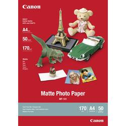 Fotopapper Canon Matte Photo Paper MP-101 7981A005 DIN A4 170 G/m² 50 ark Matt