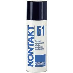 Mazivno in zaščitno olje za kontakte CRC Kontakt Chemie KONTAKT 61, 70509-AH, 200 ml