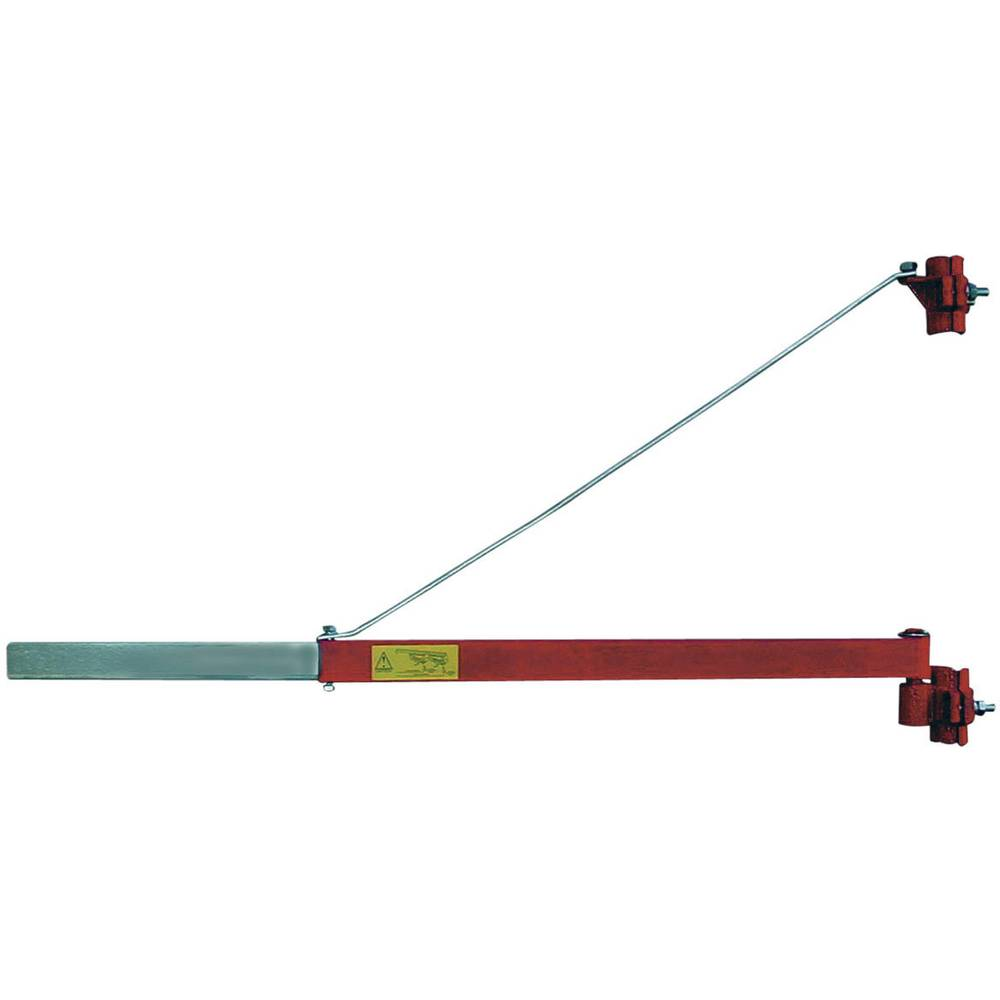 Vrtljiva roka 60425, nosilnost(pri dosegu 250/1.100 mm): 600kg/300 kg
