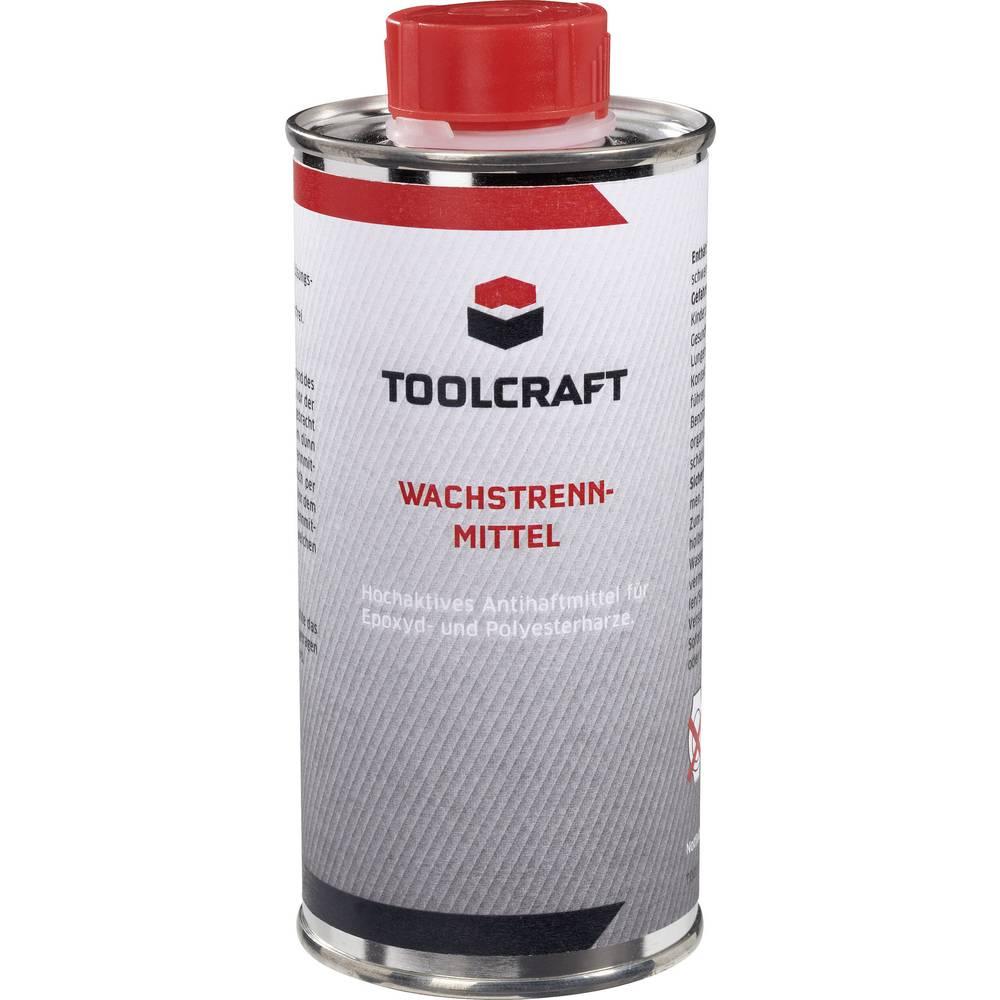 Voščeno sredstvo za ločevanje Toolcraft, 195 g
