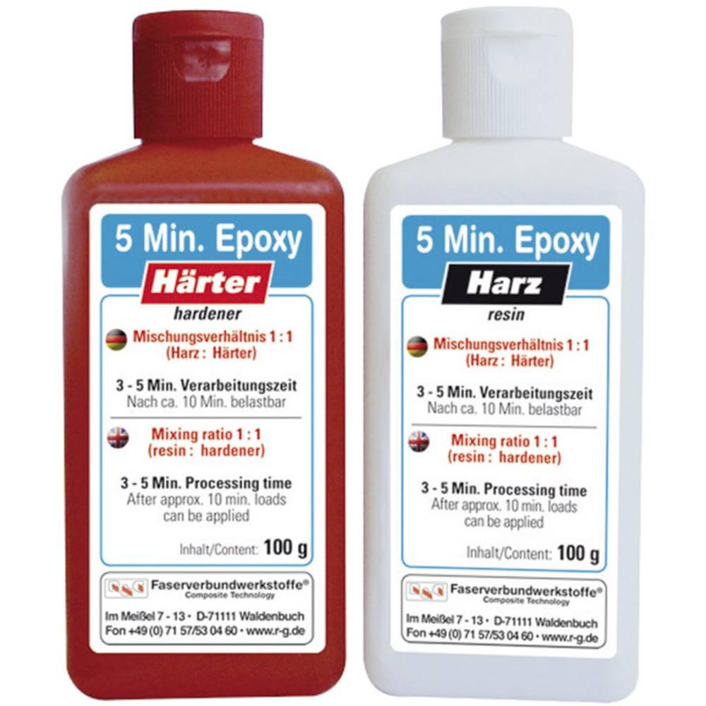 EPO5.F250A + B epoksidna smola(5-minutna) 500 g
