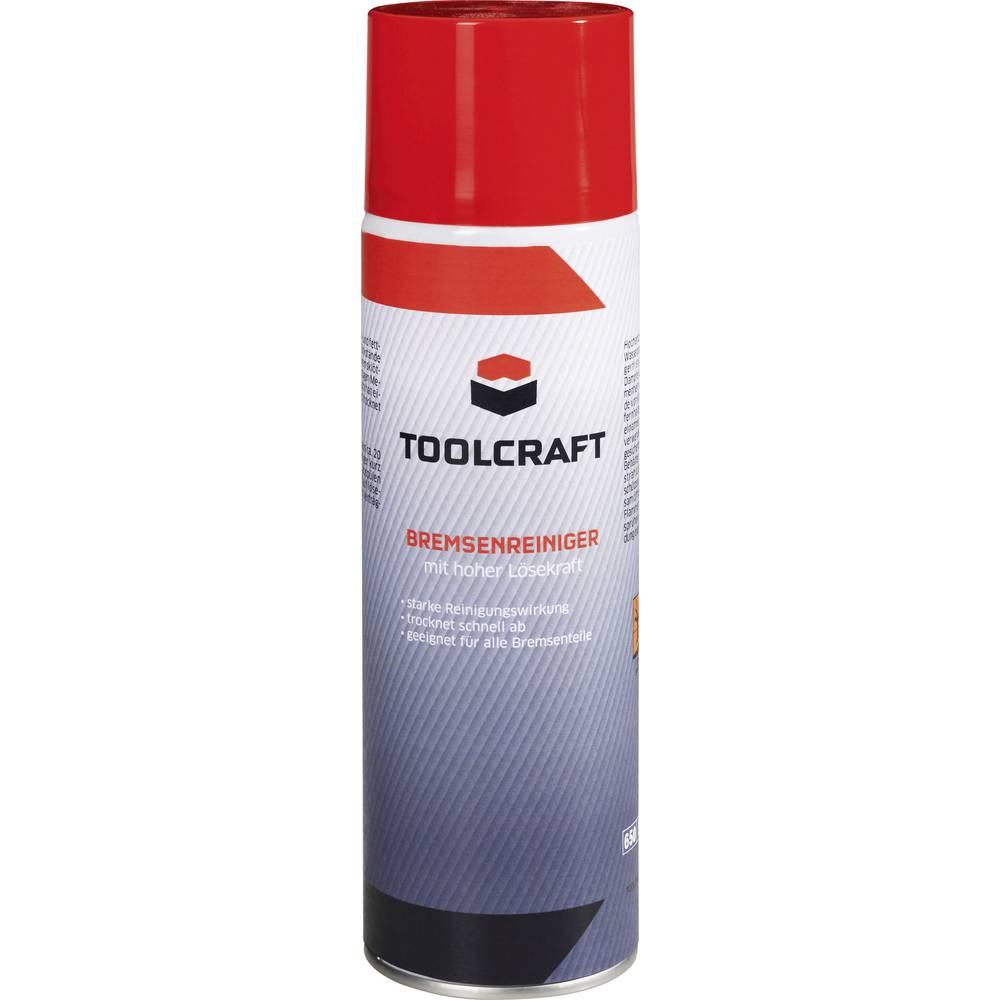 Toolcraft čistilec zavor 500 ml TC-BR500C
