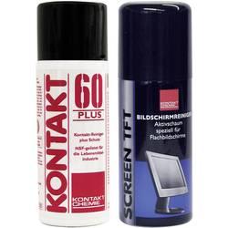 Kontakt Chemie KONTAKT 60 PLUS čistilo za kontakte vklj. tft čistilo 100 ml 1 set
