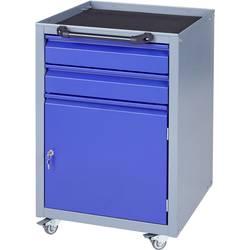 Küpper 12027 voziček za delavnico ultramarin-modre barve mere:(Š x V x G) 500 x 760 x 470 mm